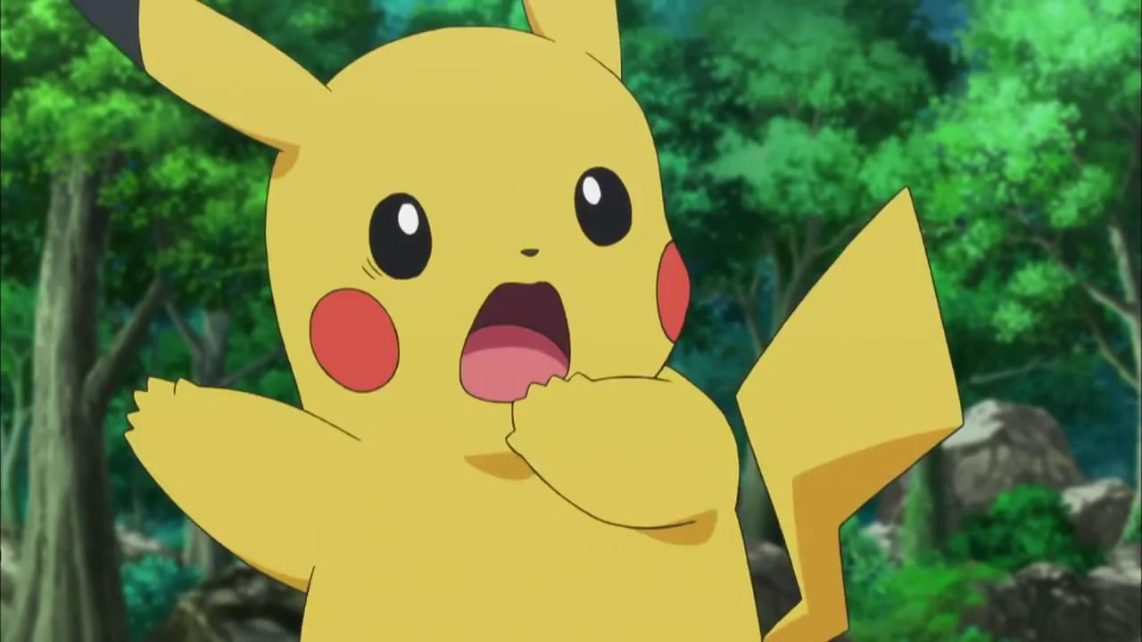 Scared pikachu youtube - Image pikachu ...