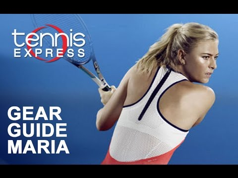 Maria Sharapova Gear Guide for Australian Open | Tennis Express