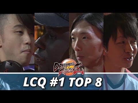 DBFZ World Tour: LCQ #1 Dogura, Souji, Fenritti, Acqua, Alioune (Top 8)