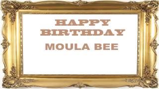 Moula Bee   Birthday Postcards & Postales - Happy Birthday