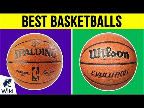 10 Best Basketballs 2019