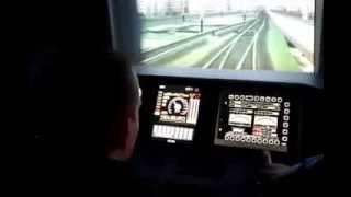 Машинист поезда - виртуальный тренажер