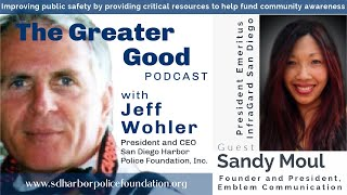Sandy Moul is LIVE on The Greater Good with Jeff Wohler