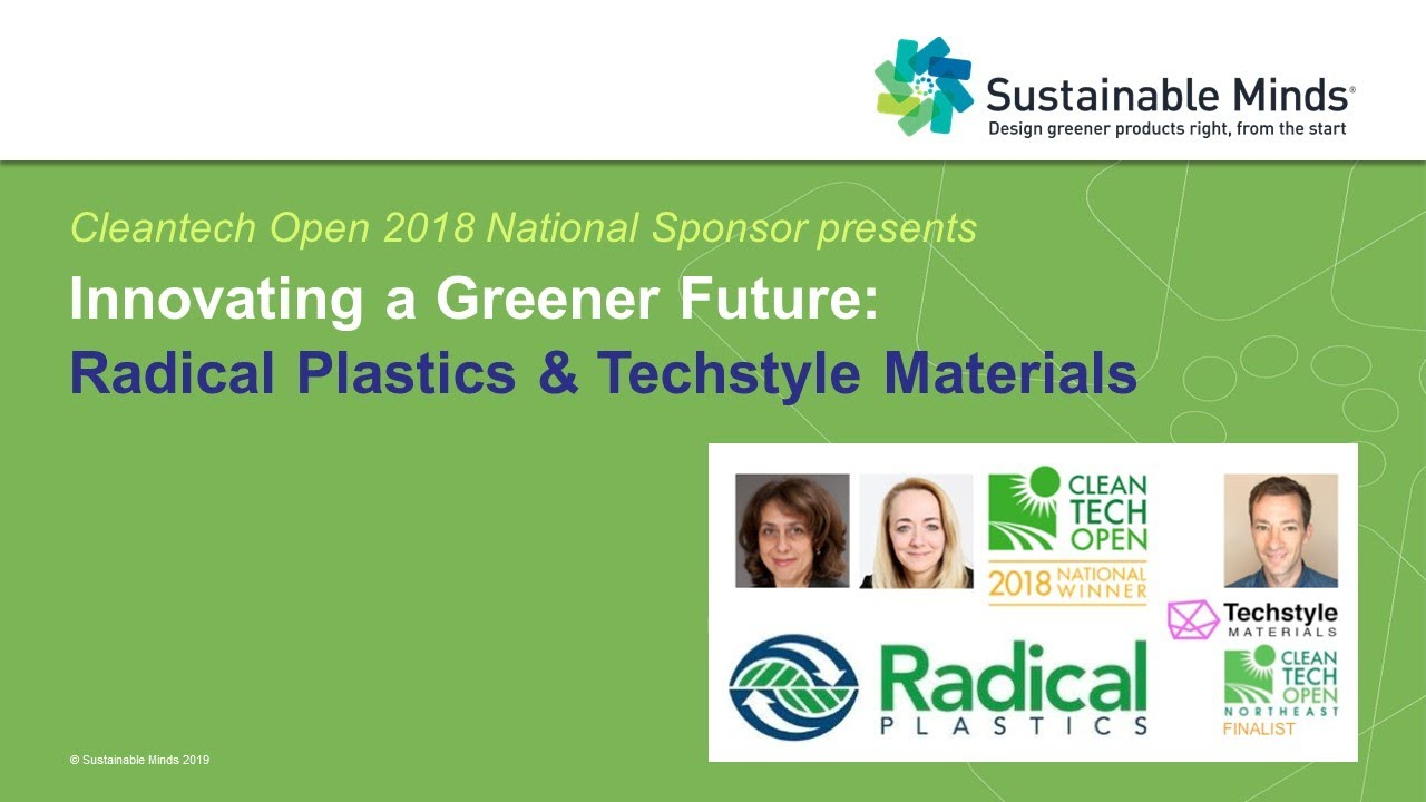 Innovating a Greener Future: Radical Plastics & Techstyle Materials
