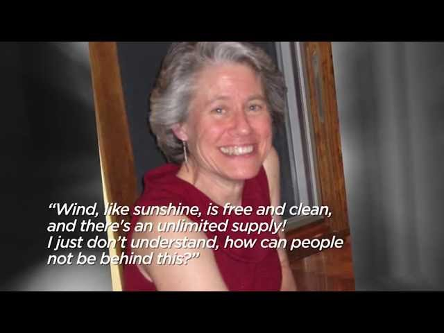 Power of Wind - You can make a difference  - Buy American