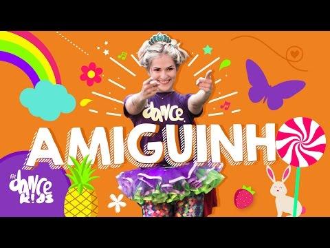 Amiguinho - Carrossel - Coreografia | FitDance Kids