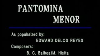 PANTOMINA MENOR