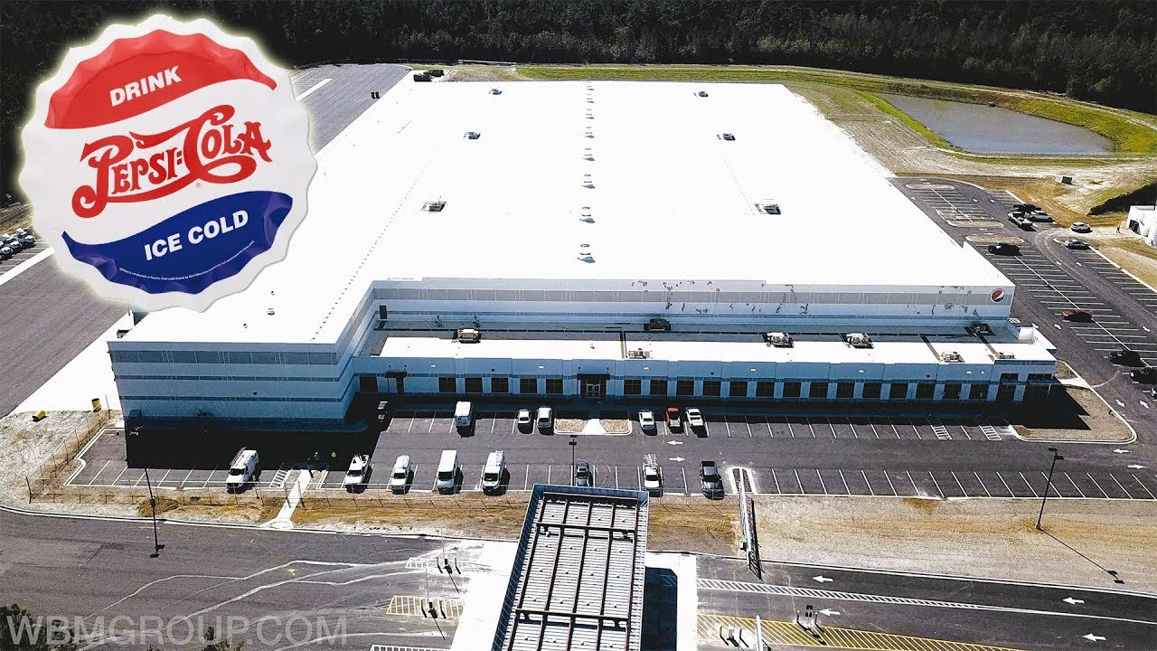 pepsi distribution Refreshment services, inc is a privately-held independent bottler for pepsi-cola products with 7 distribution centers located across the central and southern parts.