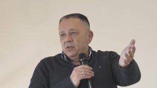 Степан Демура в Киеве. Право сильного-закон джунглей