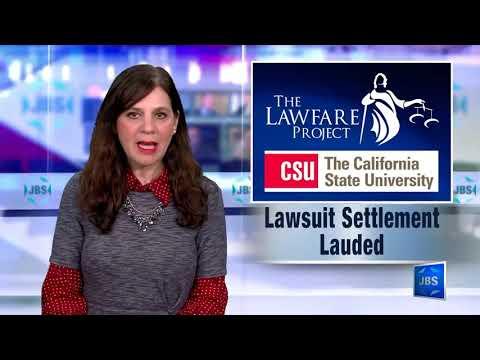 JBS - Lawsuit Settlement Lauded (The California State University)