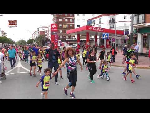 101 KM La Legión. Infantil. 4K. Ronda 2018
