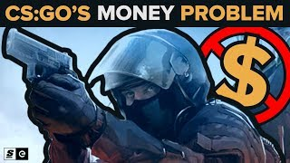 CS:GO Has a Problem: Why Big Money is Afraid of the Game