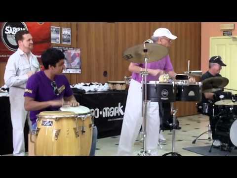 Descarga En El Kosa Cuba Fiesta Del Tambor Habana 2013