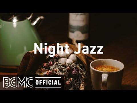 Night Jazz: Jazz Coffee Shop Music Ambience - Relaxing Night Jazz Music