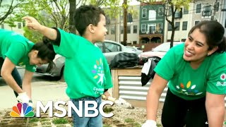 Comcast Cares Day | Morning Joe | MSNBC