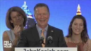 Watch John Kasich speak after winning Ohio primary