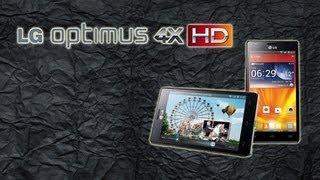 LG Optimus 4X HD P880 - Análisis en español