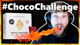 Joey trains for the greatest mistake of his career...he must eat one White Lightning from Fuego Box.