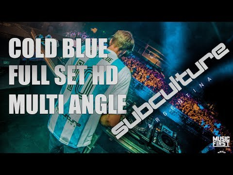 Subculture Argentina - Cold Blue Multi Angle HD video