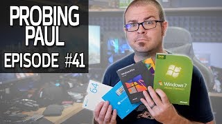 Do Old Windows 7/8 Keys Work with Windows 10? - Probing Paul #41