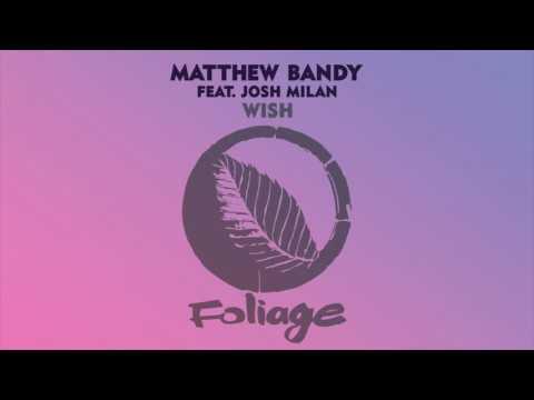 Matthew Bandy feat. Josh Milan - Wish (Frankie Feliciano Ricanstruction Vocal Mix)