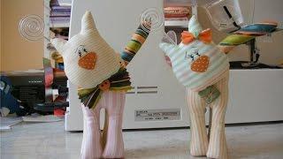 Куклы из ткани(, 2014-08-05T14:49:07.000Z)