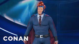 Conan Suits Up For Comic-Con®  - CONAN on TBS thumbnail