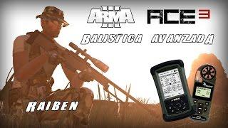 Arma 3: Balística Avanzada [Tutorial ACE 3]