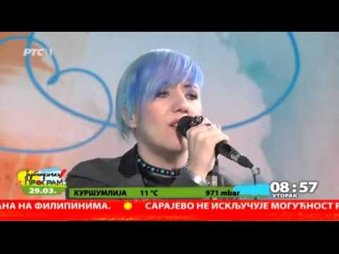 Nina Kralji? - Lighthouse (LIVE)