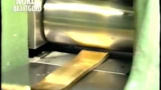 Производство сусального золота Норис