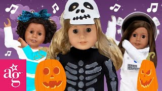 It's Halloween! Official Lyric Video | @American Girl