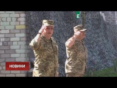 На Донбасі Хомчак