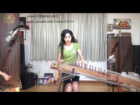 Game Of Thrones Theme Gayageum ver. by Luna/ Korean Festival of Maryland