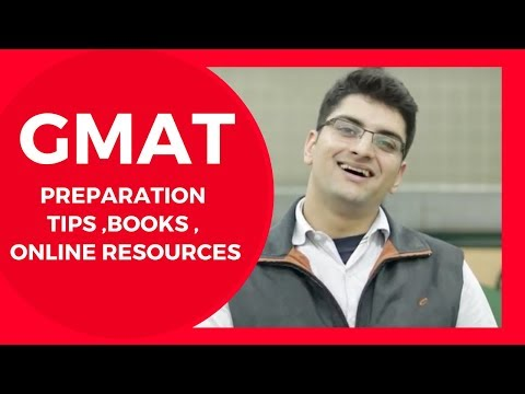 GMAT Preparation For Beginners   Books   Online Resources   Lectures To Consider