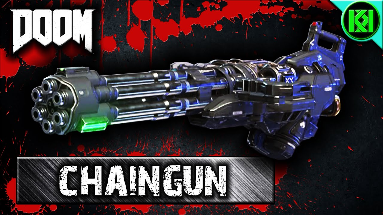Doom Chaingun Guide Doom Multiplayer Weapons 2016 Tips Review
