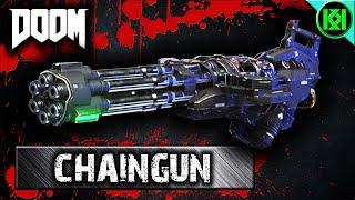 Doom: CHAINGUN Guide | Doom Multiplayer Weapons 2016 (Tips, Review + Gameplay)