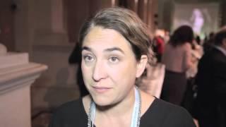 Ada Colau, Mayor of Barcelona