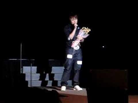 Joe Li @ First Round of UCD HKSA Karaoke Contest 3/3