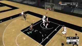 NBA 2K19   Testing out the new OP custom jumpshot in Jordan Rec