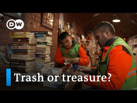 Turkey: Browsing the trash collector's library in Ankara | Focus on Europe