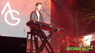 Andy Grammer Keep Your Head Up Live at NAMM 2018