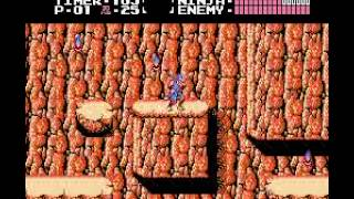 Ninja Gaiden - speed run all stage - User video