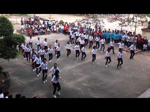 [Official] Quán quân dân vũ 11A1 - Trường THPT Lê Lợi