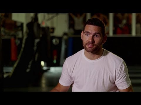 Chris Weidman: Back in the Game