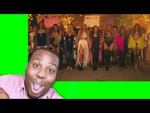 """LITTLE MIX """"POWER"""" VIDEO (REVACTION)