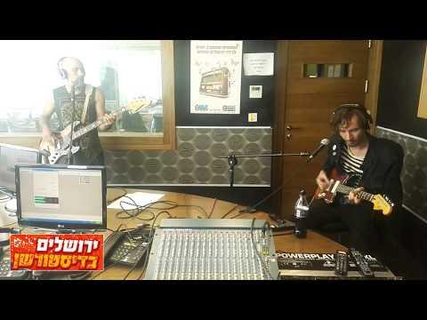 Onward Indian - The Roaring 420's (live in Jerusalem radio)