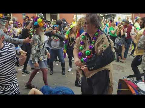 Mardi Gras 2018 - French Quarter I