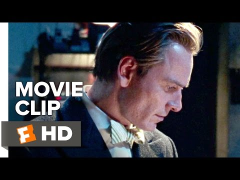 Steve Jobs Movie   Adopted 2015  Michael Fassbender, Jeff Daniels Movie HD
