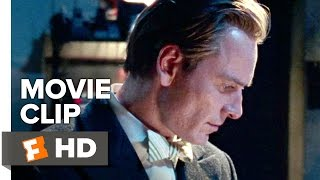 Steve Jobs Movie CLIP - Adopted (2015) - Michael Fassbender, Jeff Daniels Movie HD