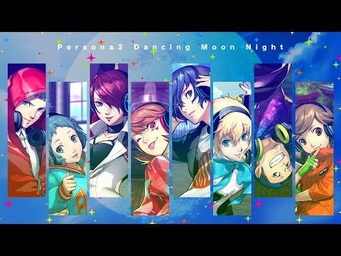 【PERSONA 3: DANCING MOON NIGHT】「A Way Of Life」(ATLUS Kitajoh Remix) M/V